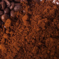 コーヒー粉末イメージ