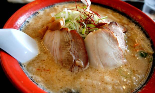 旭川ラーメン(味噌)
