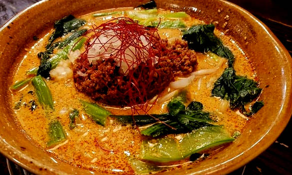 担担麺(ラーメン)