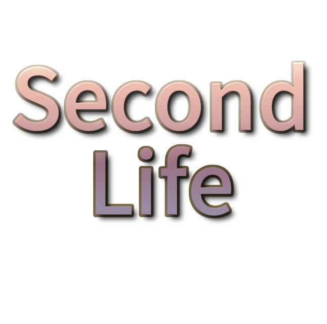 文字『SecondLife』