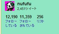 nufufu-twitter2010-19現在の状況