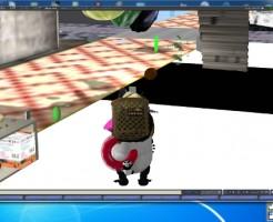 WinDeskWide 1枚目の画面