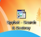 スパイウェアを駆除する Spybot - Search