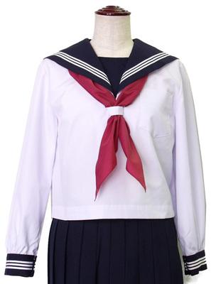 中間服(夏服の長袖版)