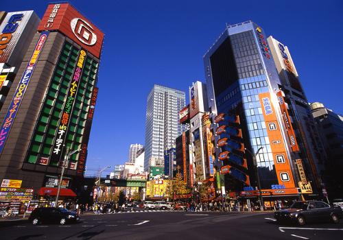 1980年代の秋葉原 Akihabara of ...