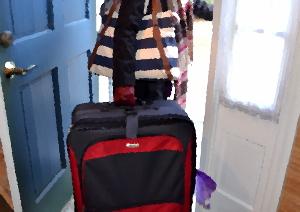 スーツケースについて