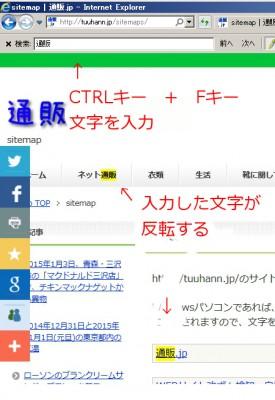 ctrl+F