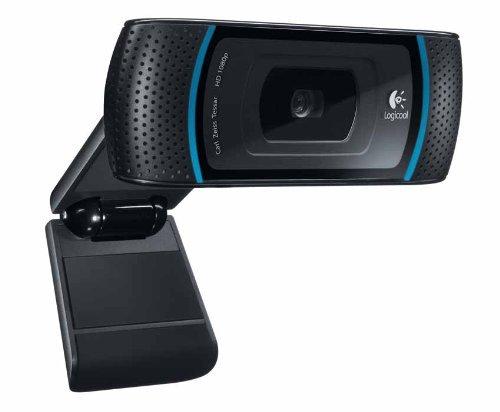 Logicool HD Pro Webcam C910を買ってみた。