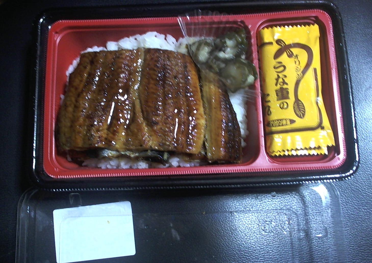 うな重(鰻) 4