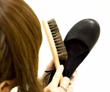 shoes-brush