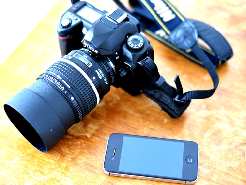 カメラ付携帯電話が最近の火種の元