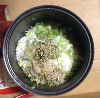 Rice cooker-Fried rice