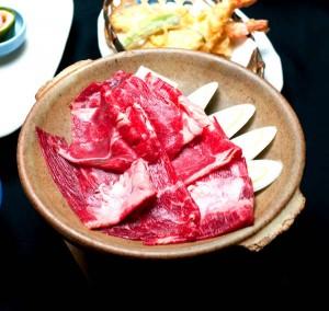 すきやき肉