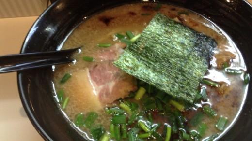 鶏豚の醤油ラーメン12月6日