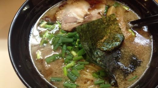 鶏豚の醤油ラーメン