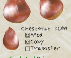 Chestnut_栗