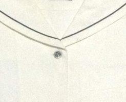 セーラー服 白襟黒ライン入り