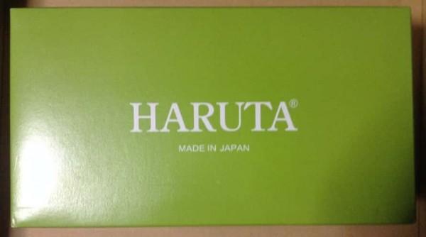 HARUTA(ハルタ)の外箱