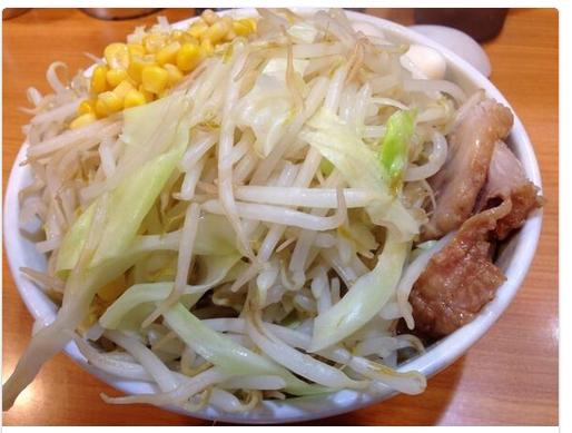 Noodles omission Ramen-noodles Jiro