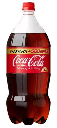 Coca-Cola Kansai limited design 2L