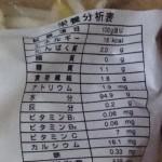 モヤシの糖質量
