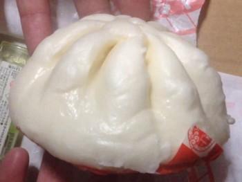 肉まん(もしくは中華まん)