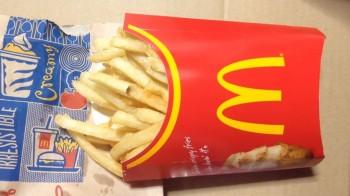 McDonald's, フライドポテト
