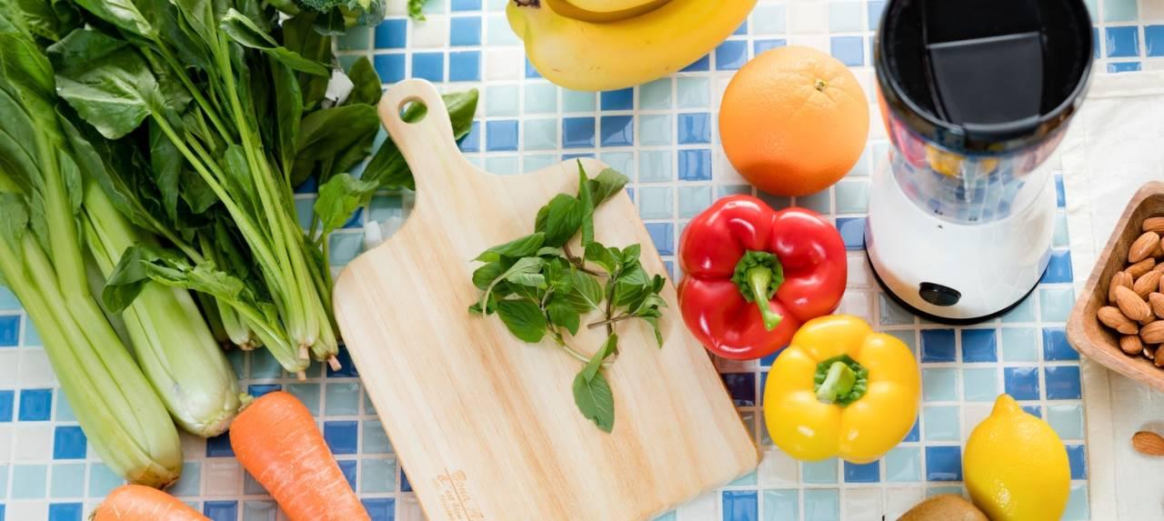 各種野菜の写真