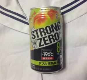 ストロングゼロダブル完熟梅