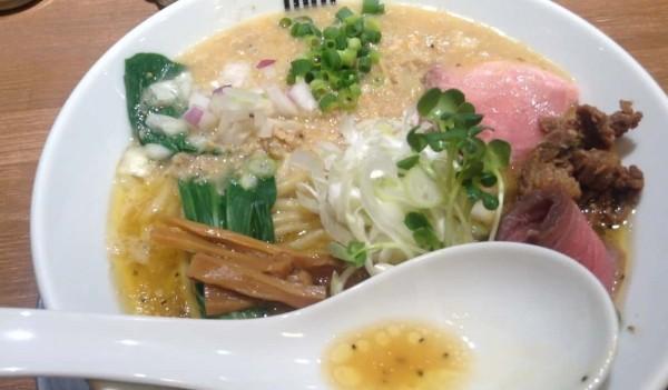 竹末東京の鶏ホタテそば