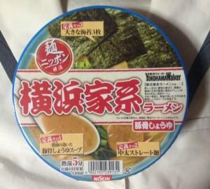 日清 麺ニッポン 横浜家系ラーメン 120g