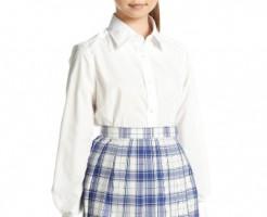 (コノミ)CONOMi 制服 長袖ワイシャツ ARCY-1011 07 ホワイト M / CONOMi(コノミ)