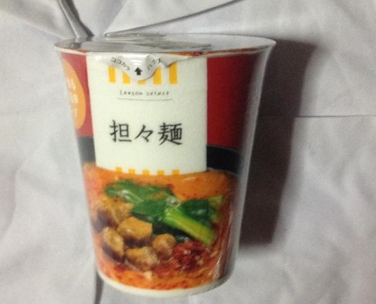 ローソンセレクト 坦坦麺[カップ麺][ヌードル][即席] [インスタントラーメン]