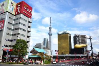 東京都浅草で、社会科見学で来た中学生が集団食中毒。葛飾区でもノロウィルス