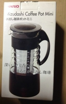 自宅でアイスコーヒーを作る方法