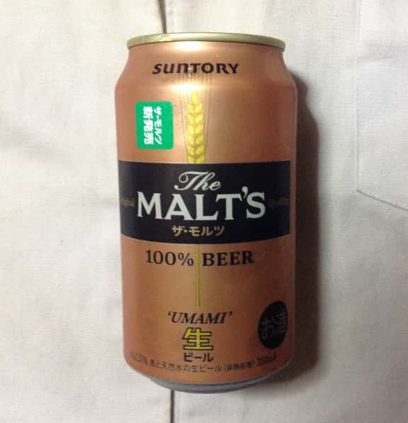 モルツ ビール
