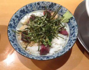 竹末東京プレミアムの肉玉丼(2016/04/14)