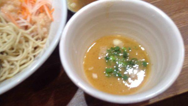 限定麺つけ拉TOCHIGI つけ麺用のスープ ヤシオマス