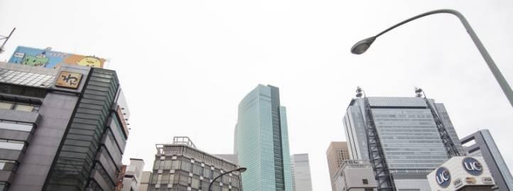 東京都新橋の写真
