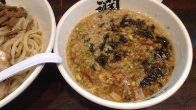 つけめん830円 のスープの写真