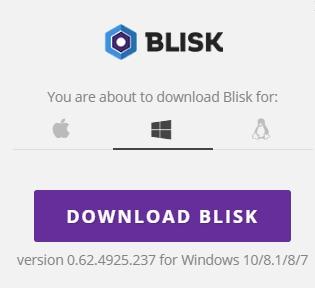 フラウザBLISK対応OS