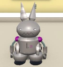 ウサギ型ロボットG3