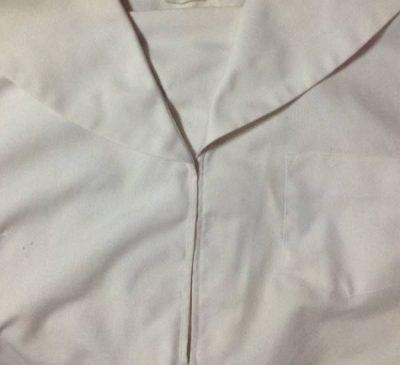 白セーラー服