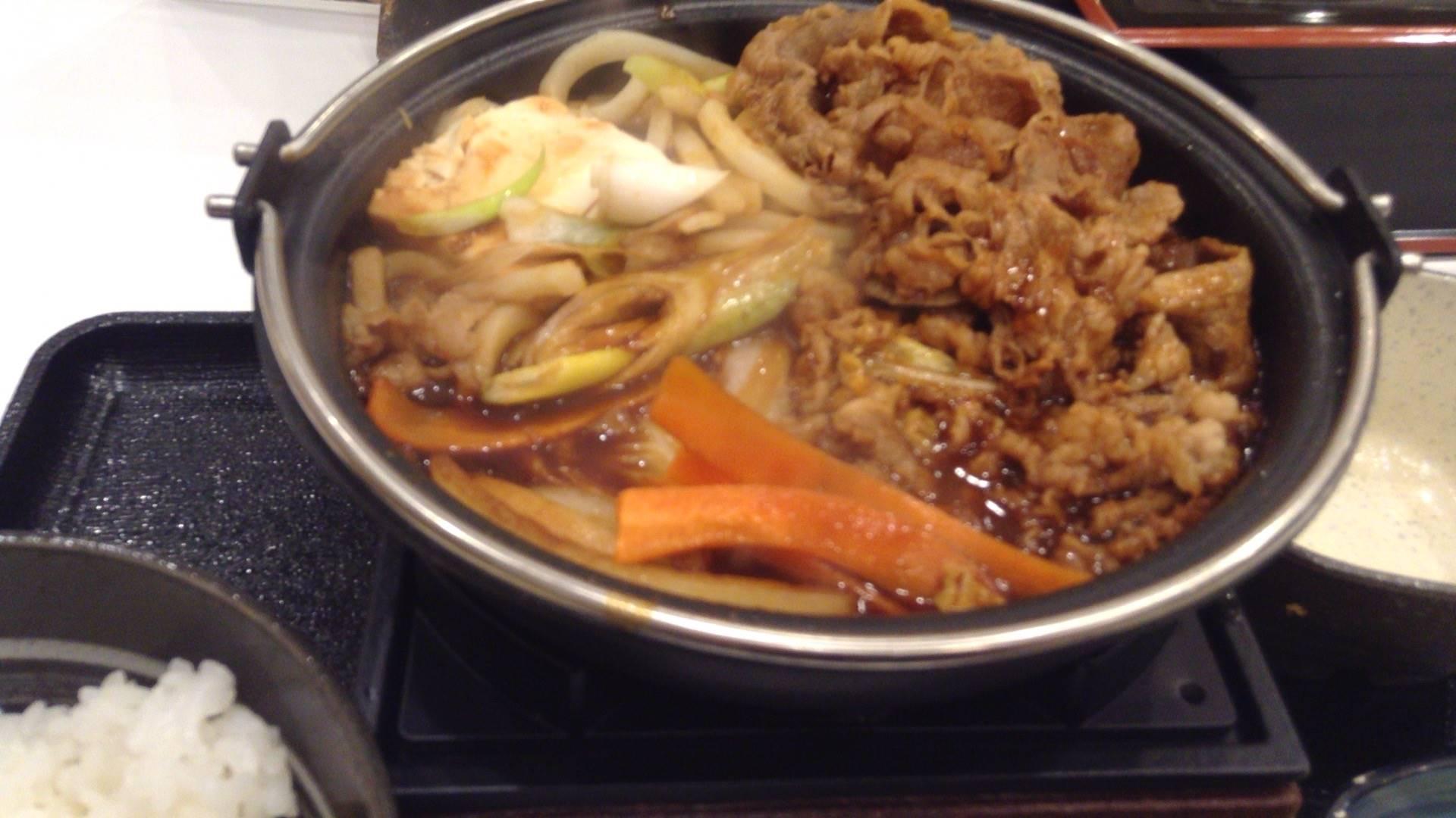 横浜デミ牛鍋膳