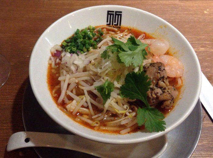 トムヤン麺 ¥900円