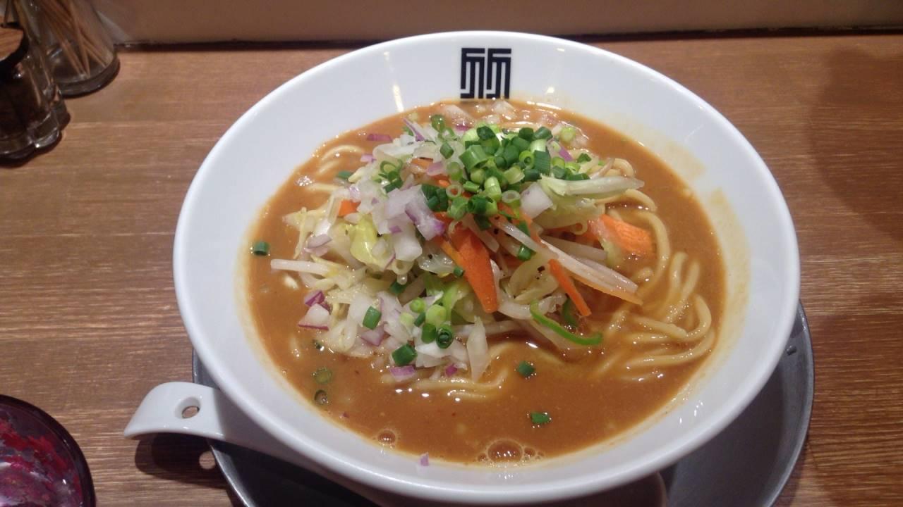 限定麺【misoらうめん】〜2017キンメダイと共に〜