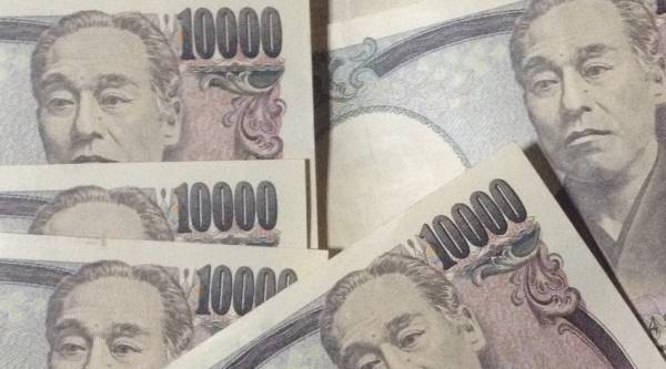 1万円札 5枚