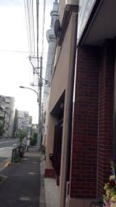 竹末東京から見たスカイツリー