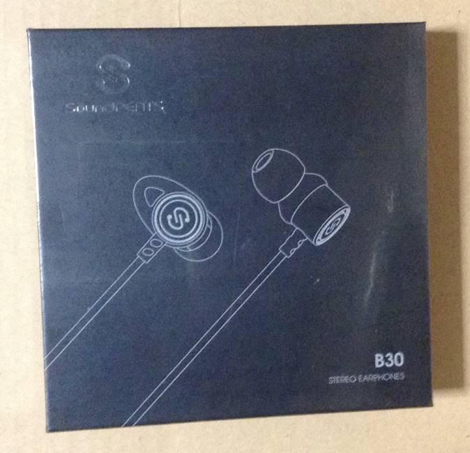 表面ケース部分 サウンドピーツ(SoundPEATS)B30
