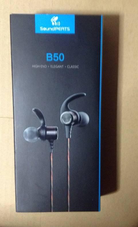 サウンドピーツ(SoundPEATS)のイヤホン B50